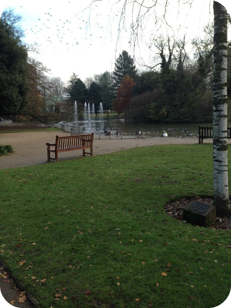 park, Leamington Spa, Warwickshire