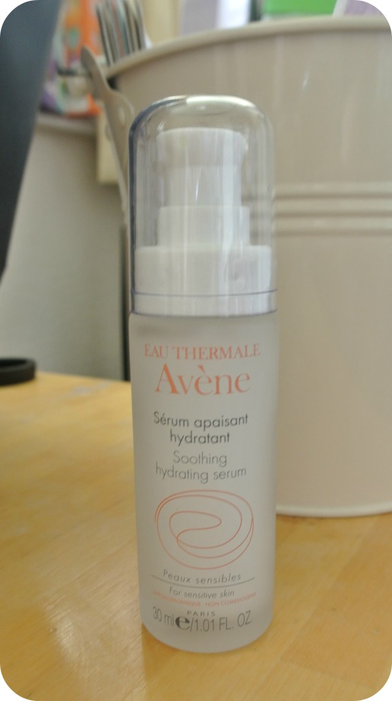 Eau thermal avene serum