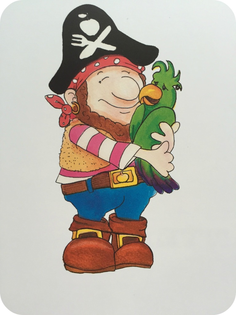 cuddle pirate picture