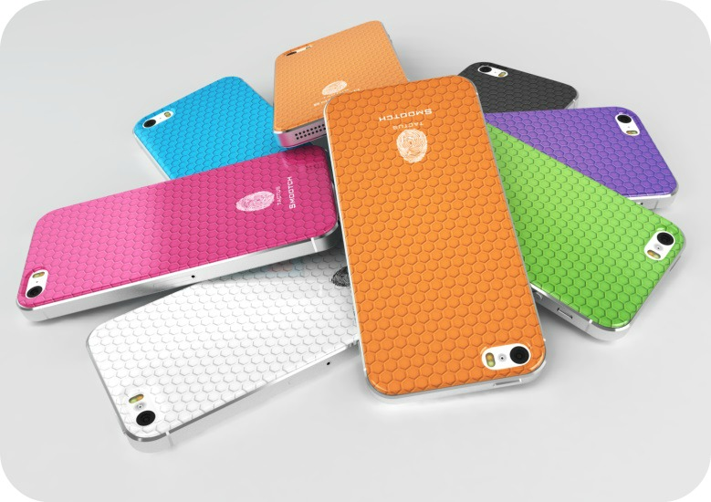 Tactus Smootch phone case