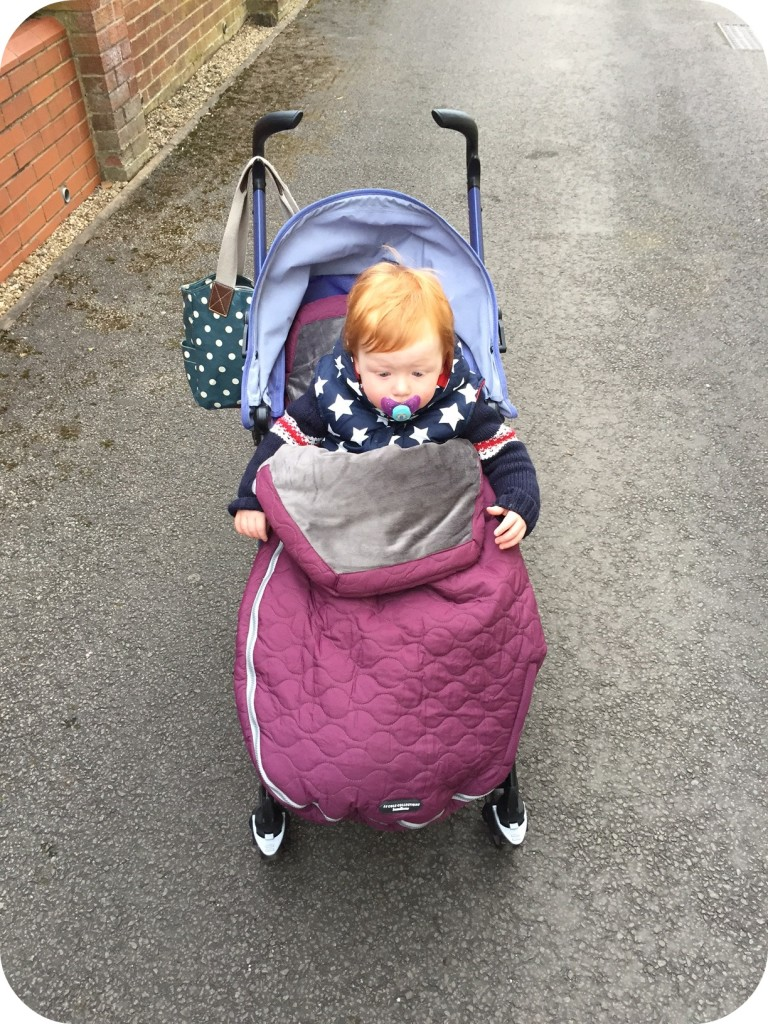 bundleme pushchair