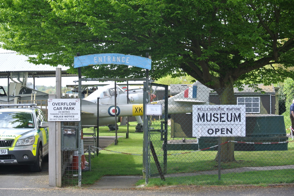 Wellesbourne Airfield Museum
