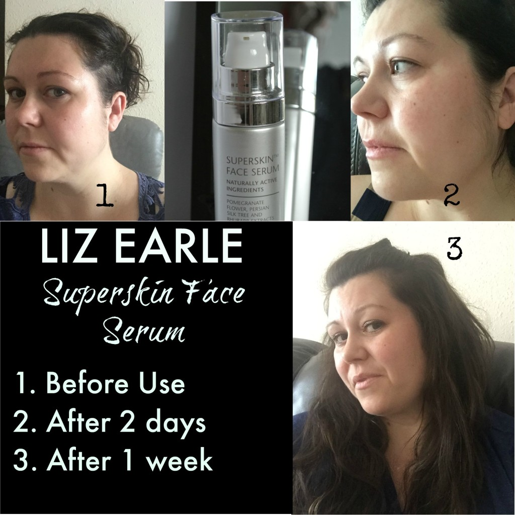 Liz Earle superskin serum