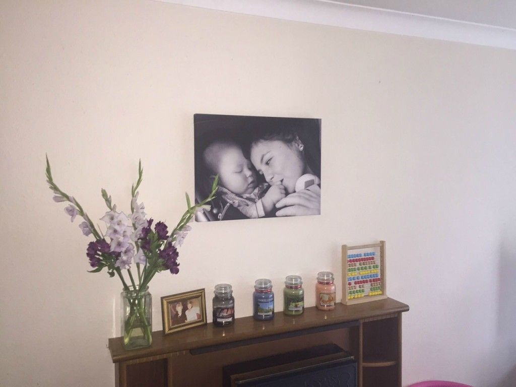 furnishing a rented home