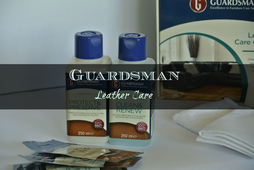 guardsman leather care