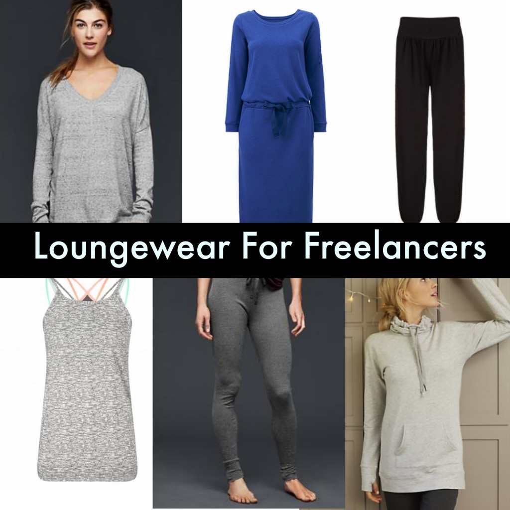 Loungewear for freelancers