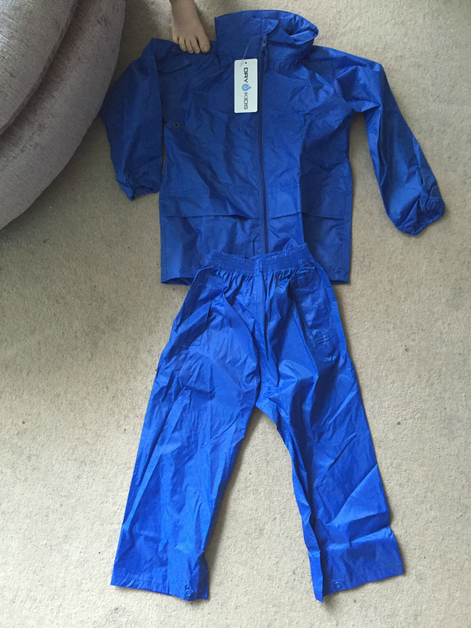 Jacket and Trouser set Dry kids