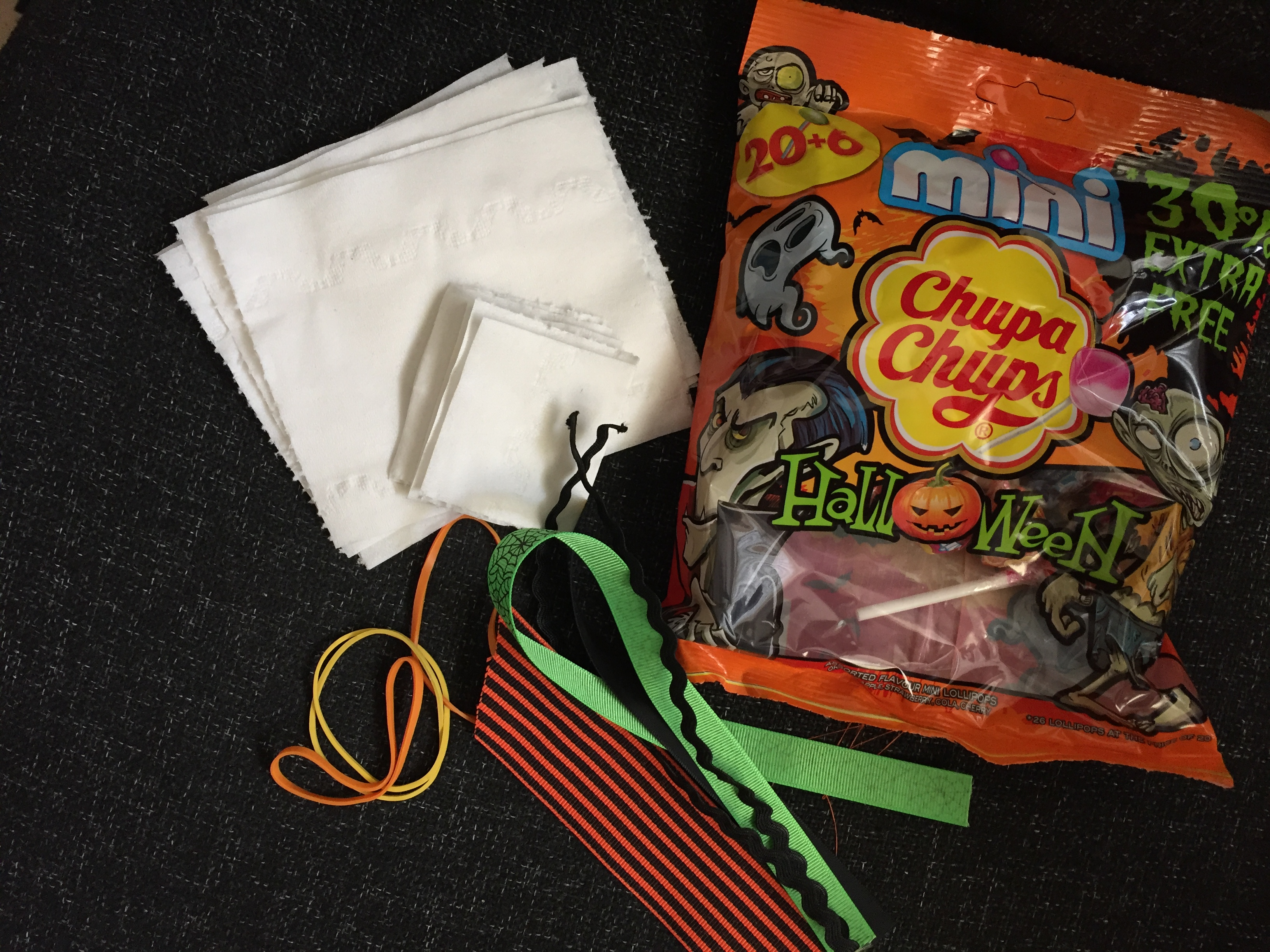 lolly ghost supplies