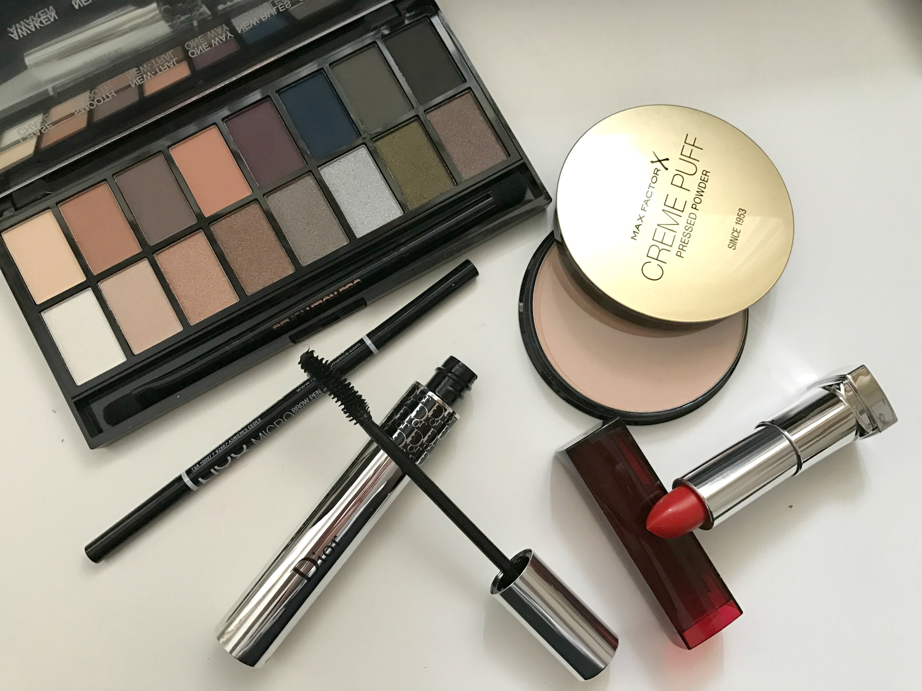 Celebrity Drugstore makeup