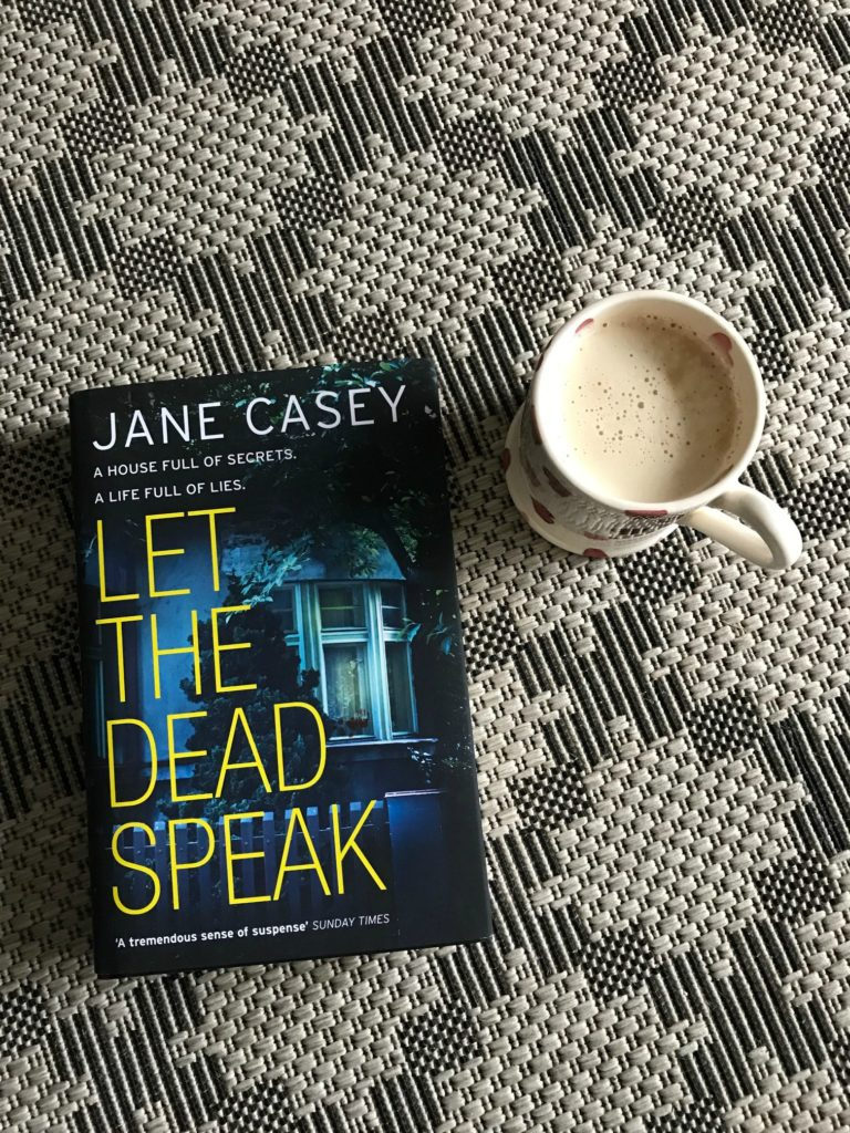 let the dead speak Jane Casey